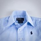 Фото: Рубашка классическая  (артикул RL 30007-light blue) - изображение 5