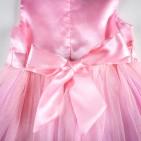Фото: Платье с кружевом на груди (артикул O 50163-pink) - изображение 7