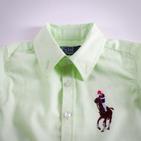 Фото: Рубашка классическая  (артикул RL 30012-light green) - изображение 5