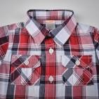 Фото: Gymboree. Рубашка в клетку (артикул O 30081-red) - изображение 5