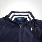 Фото: Куртка с потайным капюшоном (артикул RL 10012-deep blue) - изображение 5