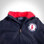 Фото: Куртка с эмблемой (артикул RL 10013-deep blue) - изображение 5