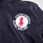 Фото: Куртка с эмблемой (артикул RL 10013-deep blue) - изображение 6