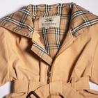 Фото: Куртка с поясом (артикул B 10004-beige) - изображение 5