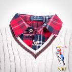 Фото: Свитер с имитацией рубашки  (артикул RL 20007-grey) - изображение 5