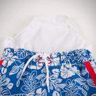 Фото: Mothercare.Пляжные шорты с лампасами (артикул S 10003-light blue) - изображение 6