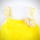 Фото: Mothercare.Купальник с цветами (артикул S 10009-yellow) - изображение 5