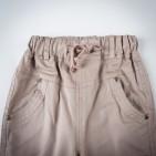 Фото: Штаны на резинке (артикул Z 60128-beige) - изображение 5