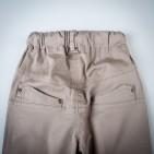 Фото: Штаны на резинке (артикул Z 60128-beige) - изображение 6