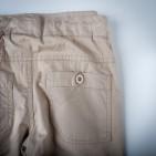 Фото: Штаны с манжетами (артикул Z 60130-beige) - изображение 6