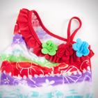 Фото: Arizona.Купальник с цветами (артикул S 10017-coloured) - изображение 5
