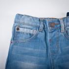 Фото: Джинсы с цветной подкладкой (артикул Z 60133-jeans) - изображение 5