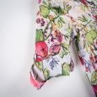 Фото: Туника с ягодным принтом (артикул O 30106-flowers) - изображение 8