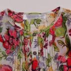Фото: Туника с ягодным принтом (артикул O 30106-flowers) - изображение 5