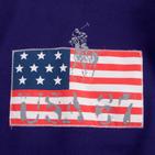 Фото: Толстовка с флагом США (артикул RL 20015-violet) - изображение 6