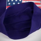 Фото: Толстовка с флагом США (артикул RL 20015-violet) - изображение 8