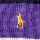 Фото: Свитер в полоску (артикул RL 20017-violet) - изображение 6
