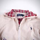 Фото: Куртка Polo с капюшоном  (артикул RL 10010-beige) - изображение 5