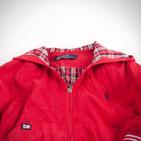 Фото: Куртка Polo с капюшоном (артикул RL 10010-red) - изображение 5