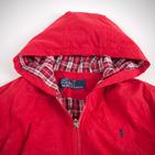 Фото: Куртка Polo с капюшоном (артикул RL 10010-red) - изображение 6