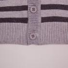 Фото: Классическая кофта для мальчика (артикул B 20016-grey) - изображение 5
