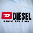 Фото: Diesel. Футболка с принтом бренда  (артикул O 40010-light blue) - изображение 6