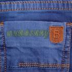 Фото: Детские стрейчевые джинсы Burberry  (артикул B 60005-jeans) - изображение 7