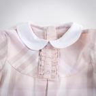 Фото: Блуза с рюшами  (артикул B 30004-pink) - изображение 5