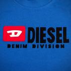 Фото: Diesel. Футболка с принтом бренда  (артикул O 40010-blue) - изображение 6