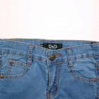 Фото: Лёгкие джинсы с потёртостями  (артикул O 60050-jeans) - изображение 5