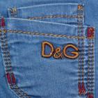 Фото: Лёгкие джинсы с потёртостями  (артикул O 60050-jeans) - изображение 6