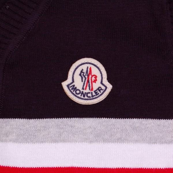 Кофта с логотипом