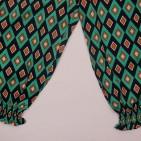 Фото: Комбинезон с разноцветным орнаментом (артикул O 50211-different) - изображение 8