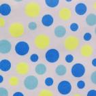 Фото: Белые шортики в горошек (артикул O 60060-blue) - изображение 8