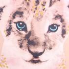 Фото: Футболка с принтом тигра (артикул O 40085-beige) - изображение 5