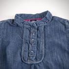 Фото: Платье джинсовое  (артикул Z 50014-jeans) - изображение 5
