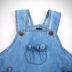 Фото: Джинсовый сарафан с карманом (артикул Z 50015-jeans) - изображение 5