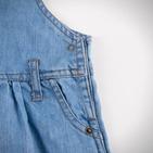 Фото: Джинсовый сарафан с карманом (артикул Z 50015-jeans) - изображение 6