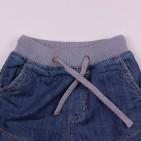 Фото: Детские утеплённые джинсы (артикул Z 60163-jeans) - изображение 5