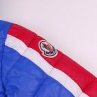 Фото: Куртка с полосами (артикул O 10162-blue) - изображение 6