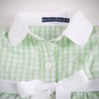 Фото: Платье с поясом (артикул Rl 50011-green) - изображение 5