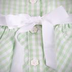 Фото: Платье с поясом (артикул Rl 50011-green) - изображение 6