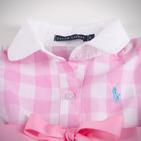 Фото: Платье с поясом  (артикул Rl 50011-pink) - изображение 5
