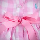 Фото: Платье с поясом  (артикул Rl 50011-pink) - изображение 6
