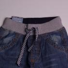 Фото: Стильные детские джинсы на резинке (артикул Z 60167-jeans) - изображение 5