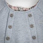 Фото: Платье утеплённое (артикул B 50016-light grey) - изображение 5