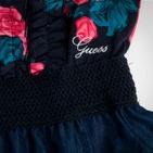 Фото: Платье с джинсовой юбкой (артикул Gs 50002-flower) - изображение 5