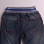 Фото: Джинсы на резинке с подворотами для мальчика (артикул Z 60179-jeans) - изображение 6