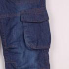 Фото: Джинсы утепленные с карманами (артикул Z 60174-jeans) - изображение 6