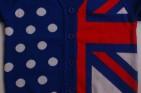 Фото: Кофта с флагом и звездами. (артикул Gp 20014-blue) - изображение 6